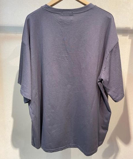 KOREA select 『POPEYE』ロゴTシャツ グレー