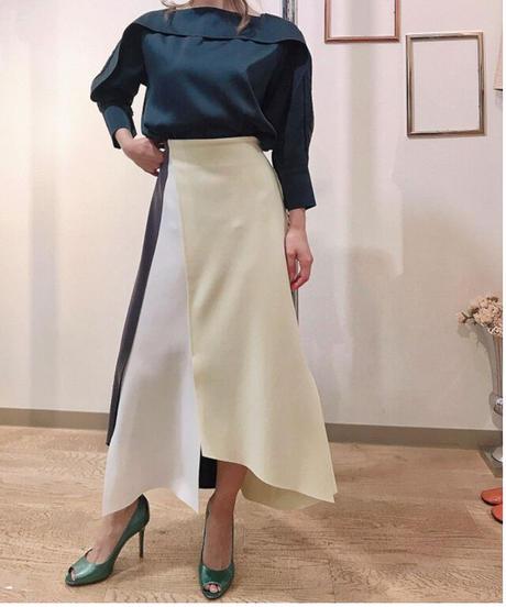 KOREA select  切替スリットスカート