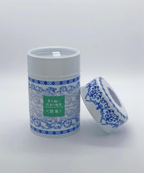 欧風缶セット(煎茶&紅茶)