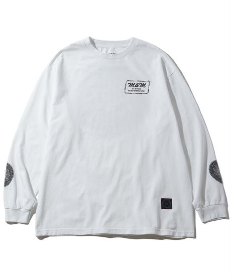 M&M×MASSES SP03 T-Shirts L/S