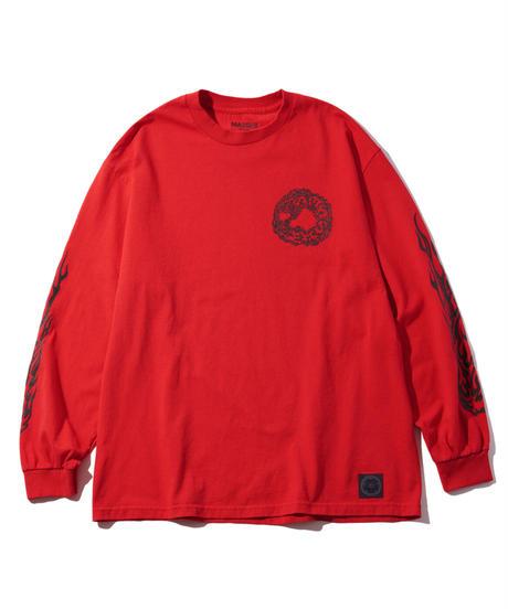 M&M×MASSES SP02 T-Shirts L/S