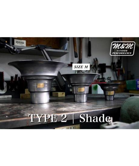 「TYPE2   Shade Iron」size M