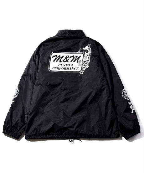 M&M×MASSES COACH JACKET SP01