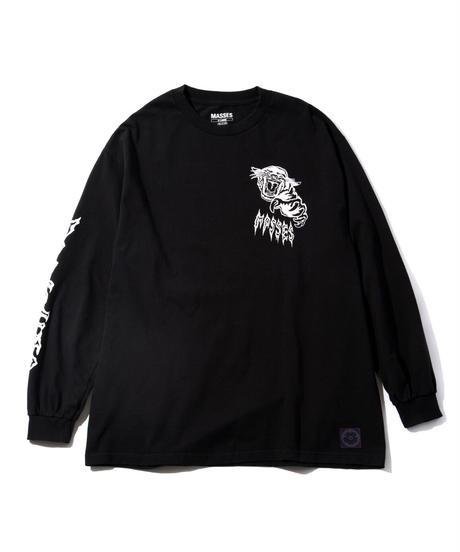 M&M×MASSES SP01 T-Shirts L/S