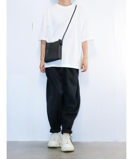 【MTM × THE CASE】box shoulder