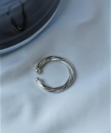 twist earcuff (MA-E-02)