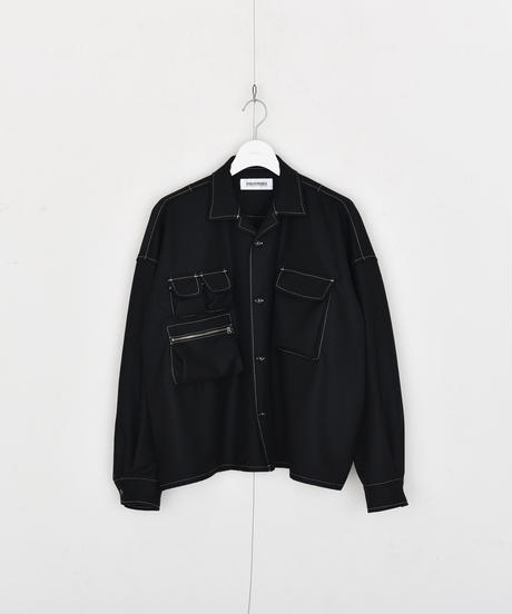 【DISCOVERED】Flannel cpo shirt