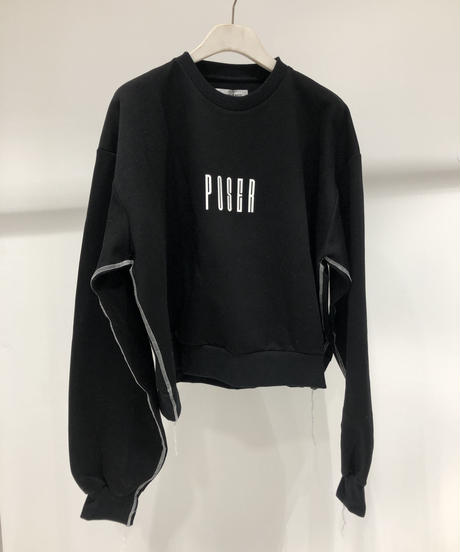 【DISCOVERED】Logo sweat