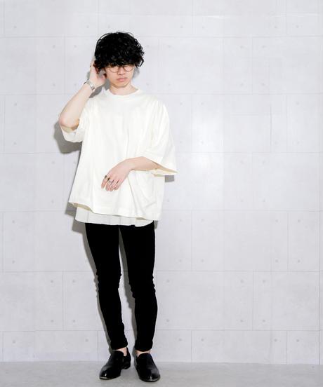 【Re:】バイオシルケットリラックスTシャツ