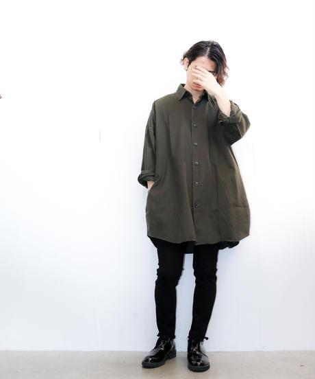 【MB】ビッグミリタリーシャツ
