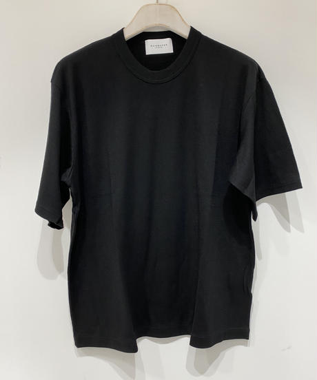 【RAINMAKER】WASHABLE WOOL T-SHIRT