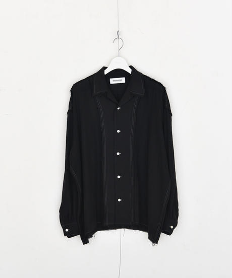 【DISCOVERED】Cut off shirt