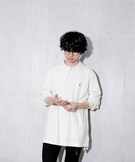 【ポロラルフローレン】ロングスリーブポロシャツ