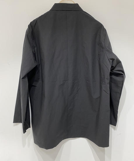 【RAINMAKER】ORIENTAL SHIRT JACKET / BLACK