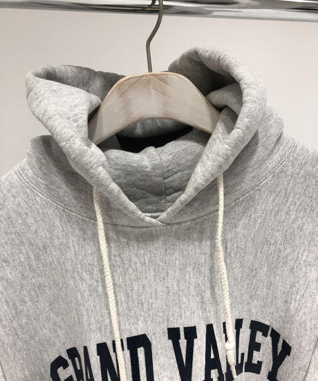 【mill】REMODEL OVERSIZED HOODED