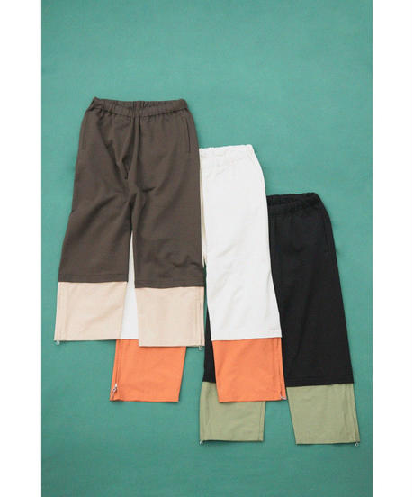 【no.】SWITCH SWEAT PANTS