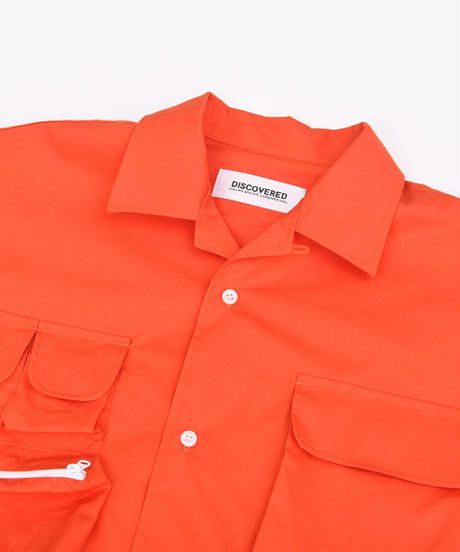 【DISCOVERED】Fishing shirt