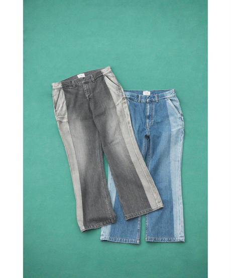 【no.】BOOTS CUT DENIM PANTS