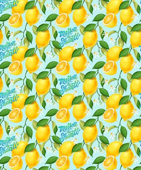 ストレッチジャージーパンツ(レモン)