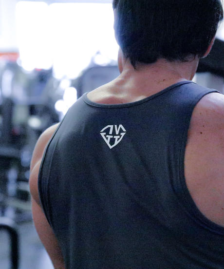 IVTT Diamond logo Tank:SMOKE GREEN