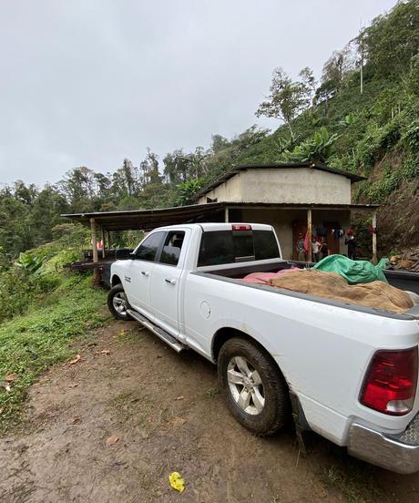 400g Nicaragua Embassy Anaerobico  / ニカラグア エンバシー アナエロビコ 浅煎り