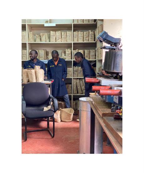 200g Kenya Wachuri Medium Roast |  ケニア– ワチュリ ミディアムロースト