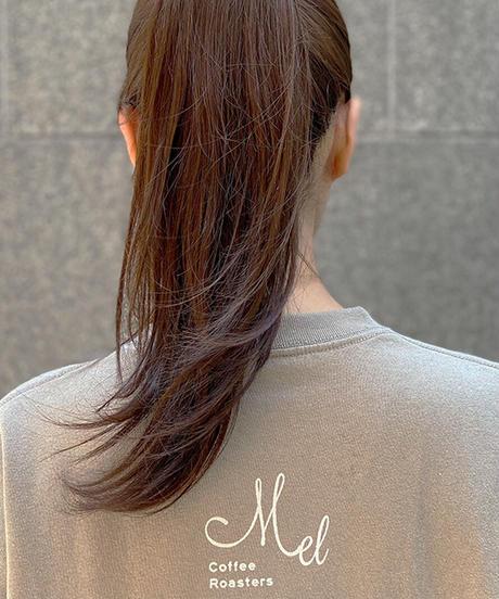 Mel オリジナル ビッグシルエット Tシャツ