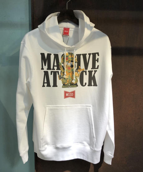 massive attack parka
