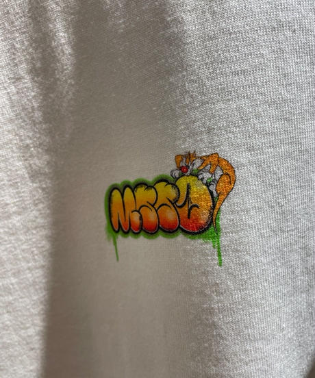 オーバーワイドシルエットT MSSDロゴ
