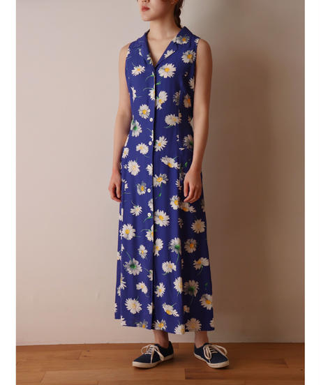 """JONES NEW YORK"" N/S flower pattern one piece"