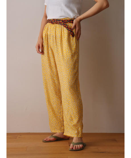 All pattern easy pants