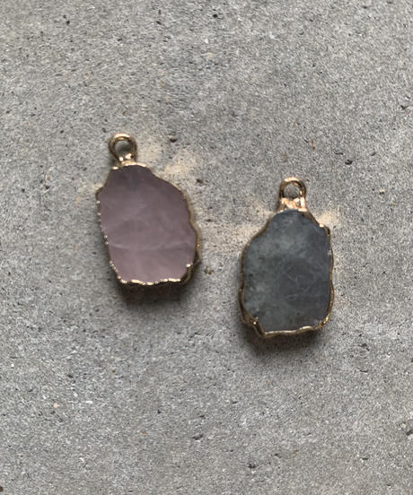 NATURAL STONE ASYMMETRY/PINK