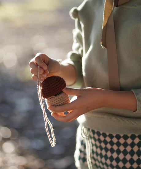Mini Acorn bag