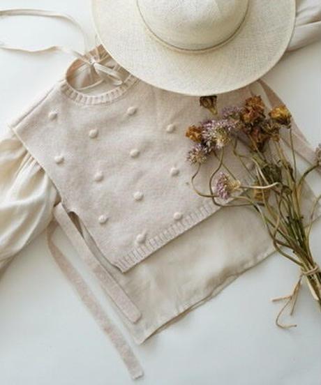 Lantern sleeve shirt
