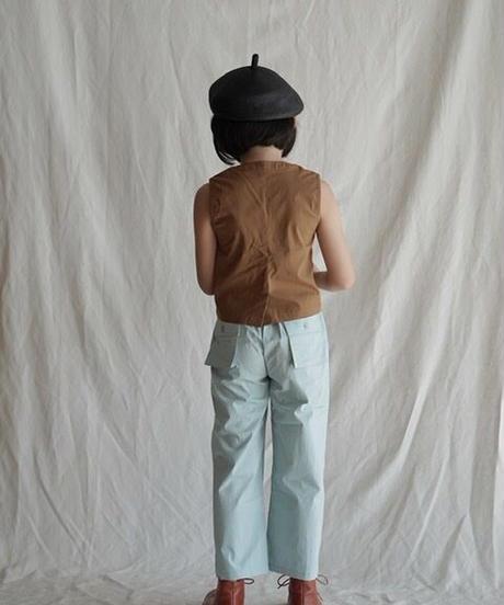 Vest(brown)