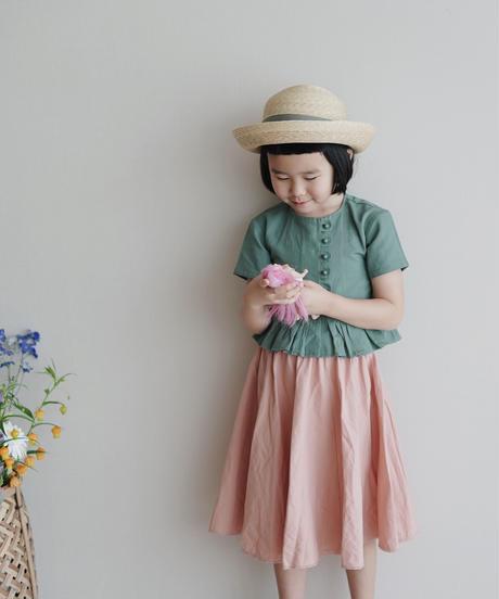 Long skirt (Pink)