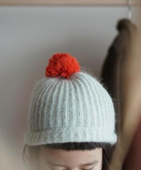 Mohair hat