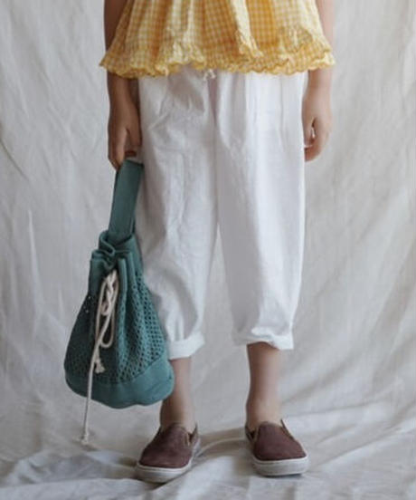 Casual pants(white)