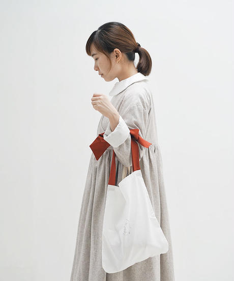 Ribbon eco bag Large in 5 colors