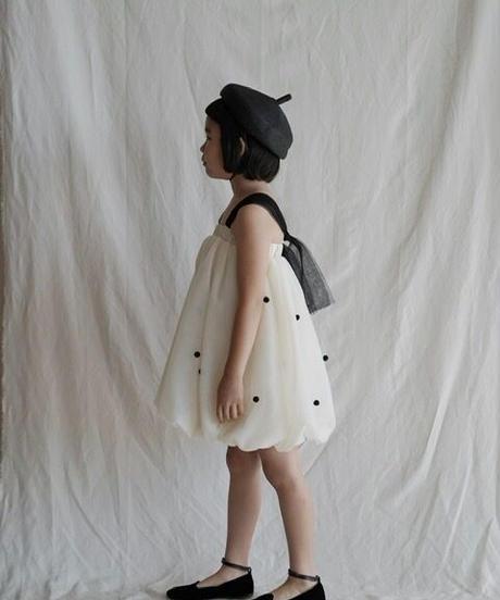 tutu dress with pompom