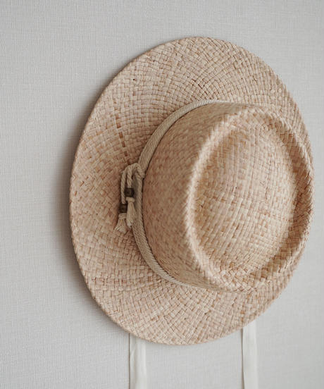 Straw hat (kids)