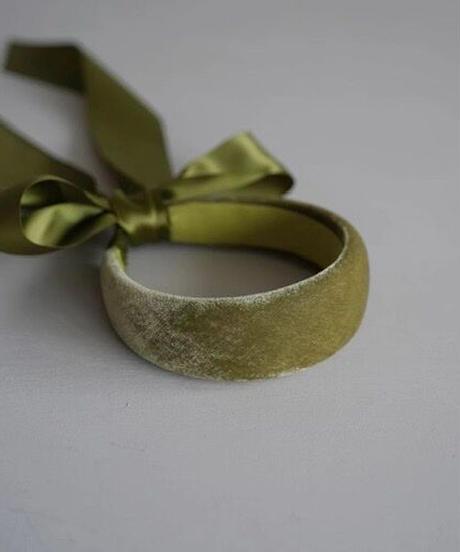 Headband (olive green)