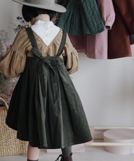 Suspender dress(Green)