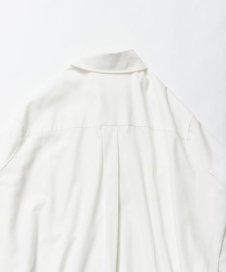 【Re-stock】ENFORM OVER-SH    (White)