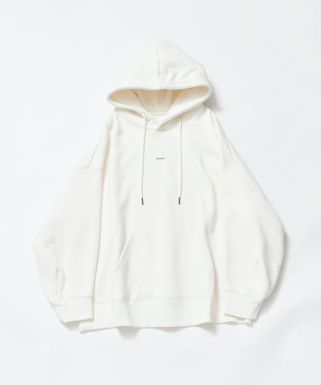 【9.26(sat)21:00-Pre-order】MEVOW BACK GRAPHIC BIG-HOODY(White)