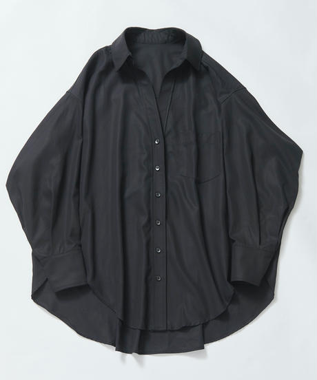 【Re-stock】ENFORM OVER-SH    (Black)
