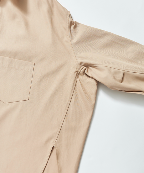 【Re-stock】ENFORM OVER-SH    (Beige)