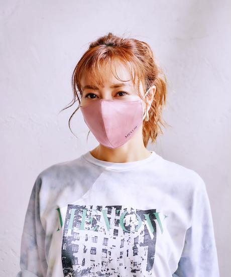 【9.11(SAT)21:00-Re-stock】MEVOW ORIGINAL MASK 2nd(Dusty Pink)