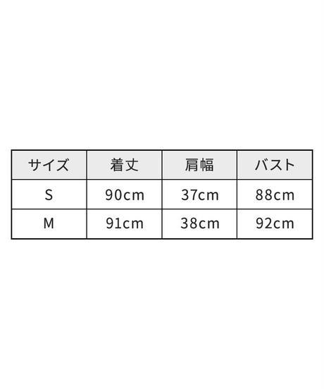 レトロラウンドネックドレス【7-10日程度で発送予定】