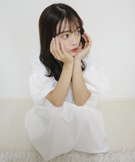 タックスリーブシャツワンピース【7-10日程度で発送予定】